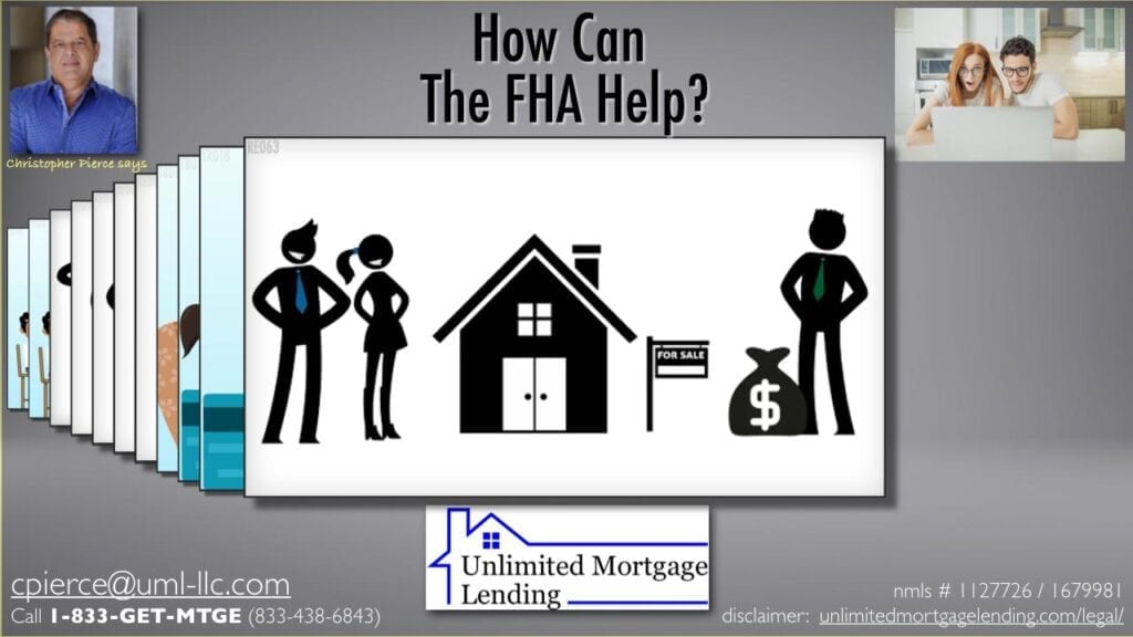 How Can The FHA Assist Me In Buying A Home? Unlimited Mortgage Lending