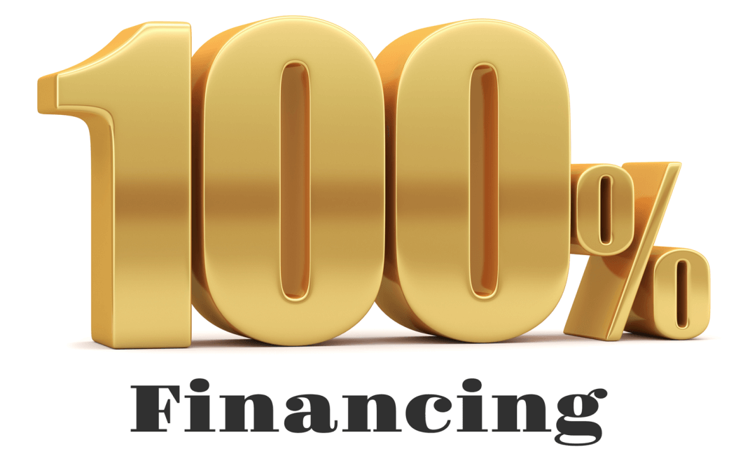 100% Mortgage Financing Unlimited Mortgage Lending