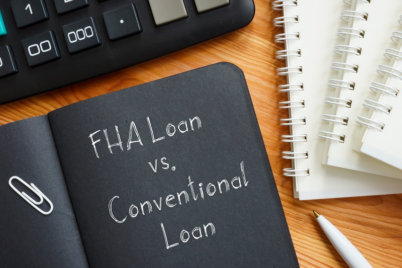 Conventional or FHA First-time homebuyer
