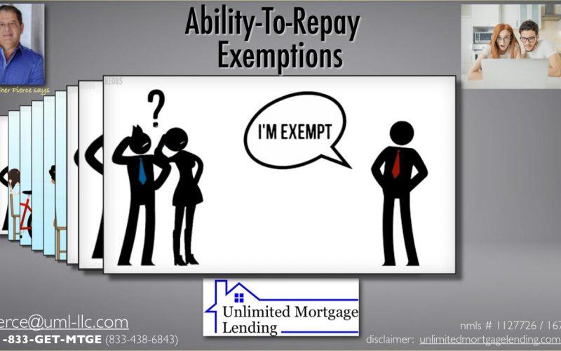 lending organizations, Home loans