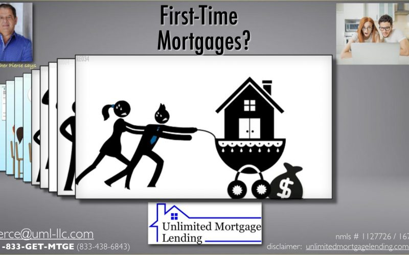 First-Time Mortgages_