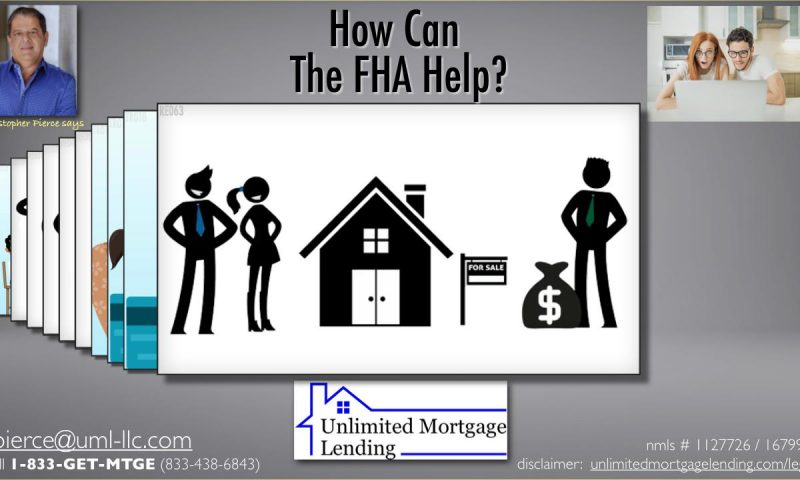 How Can The FHA Help_