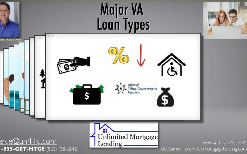 VA loans, what are VA loans, VA loan program