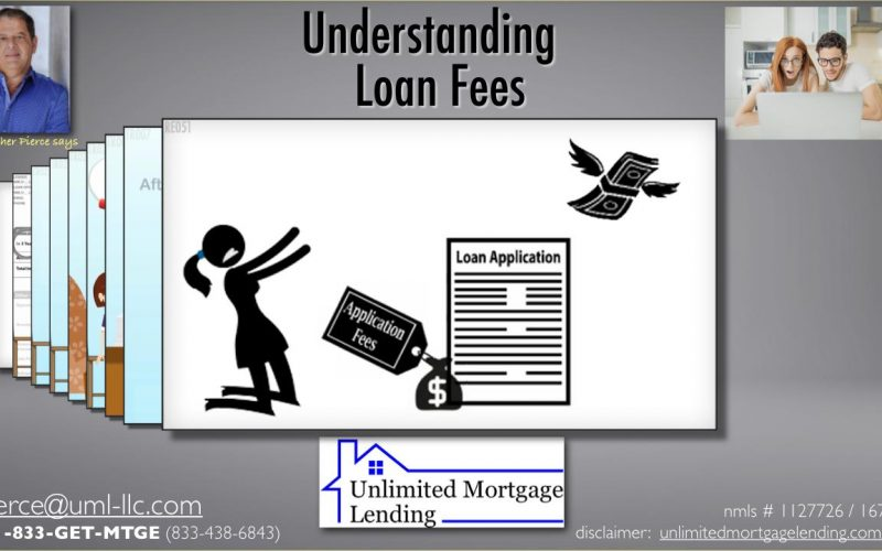Understanding Loan Fees