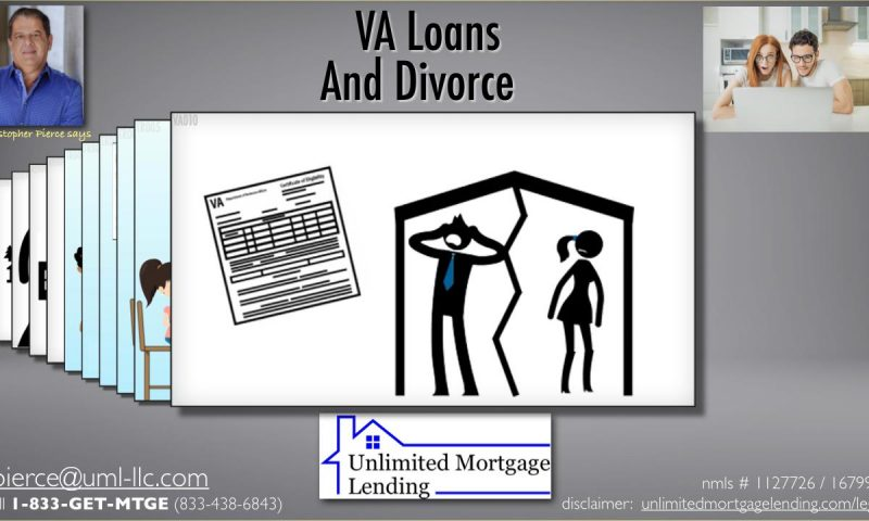 VA Loans And Divorce