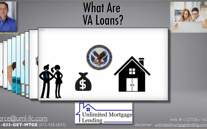 what are va home loans