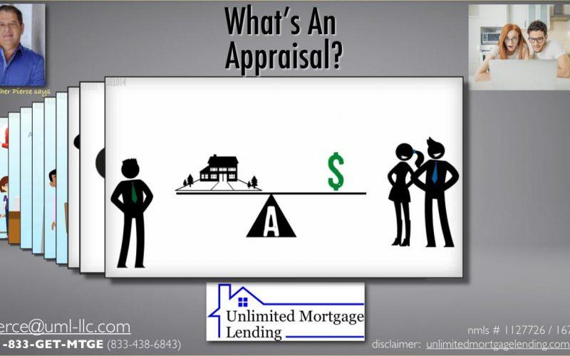 What's An Appraisal_