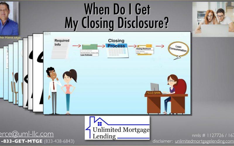 Loan Closing
